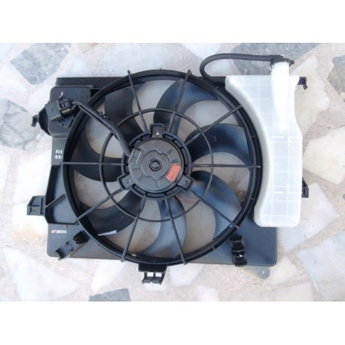 FAN KOMPLE BENZİNLİ HYUNDAI ACCENT BLUE MOTOR 140W