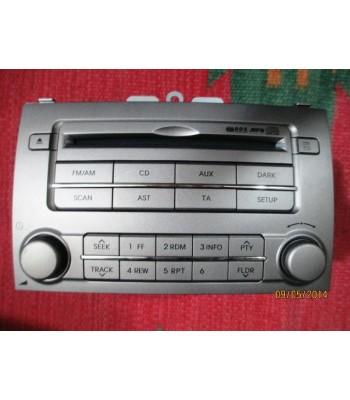 Çıkma radyo teyp cd mp3 çalar hyundai i20 2008-2014
