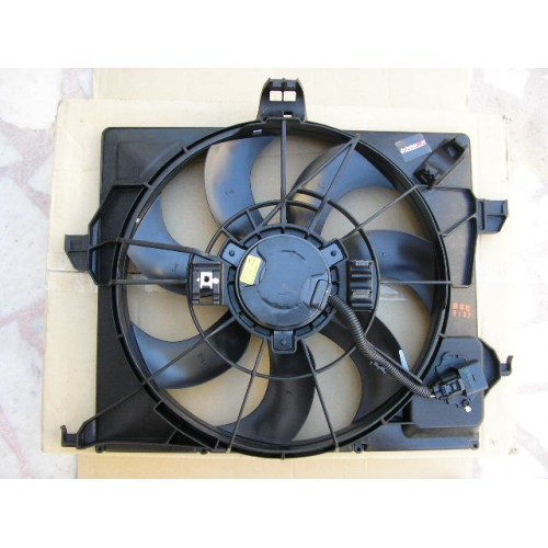FAN KOMPLE DİZEL HYUNDAİ ACCENT BLUE 2011-2020 KIA RİO 2012-2016